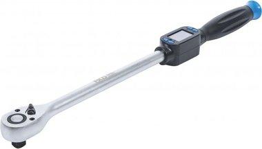 Digitaler Drehmomentschlussel Abtrieb Außenvierkant 12,5 mm (1/2) 40 - 200 Nm