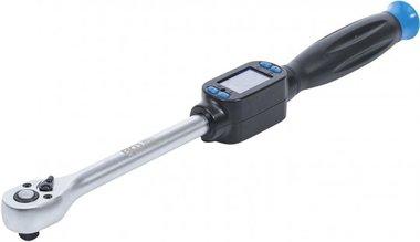 Digitaler Drehmomentschlussel Abtrieb Außenvierkant 10 mm (3/8) 27 - 135 Nm