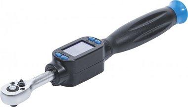 Digitaler Drehmomentschlussel Abtrieb Außenvierkant 6,3 mm (1/4) 6 - 30 Nm