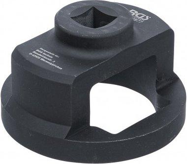 Rollenlager-Wellenschlussel fur BPW 12 t 80 mm