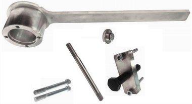 Kurbelwellen-Riemenscheibenwerkzeugsatz für Jaguar / Land Rover