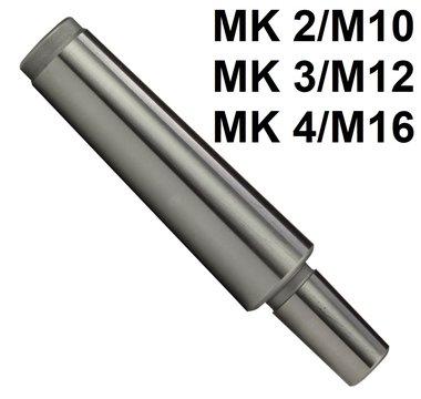 Konischer Dorn mk mit Draht DIN228-A