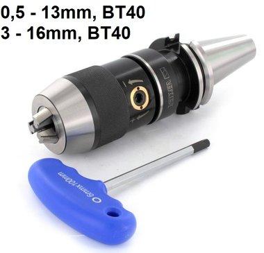 Schnellwechselfutter BT40 MAS40403