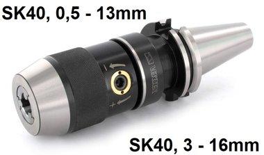Schnellspannfutter SK40 DIN69871