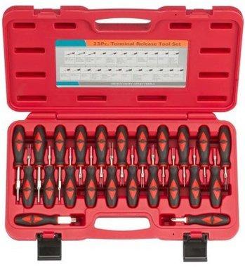 Terminal-Freigabe-Werkzeugsatz