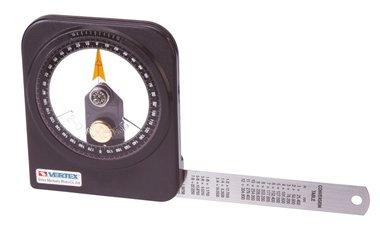 Olgetauchtes Goniometer - Kunststoff - 0,1°