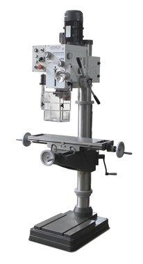 Saulenfrasmaschine Kreuztisch & Bohrvorschube Durchmesser 32 mm