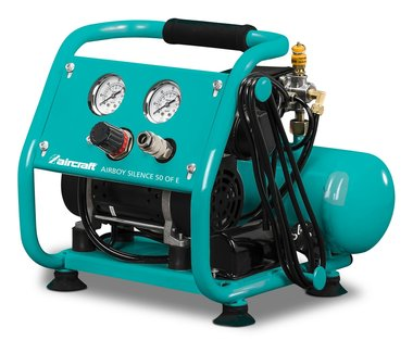 Gerauscharmer Kompressor 8 bar 4l 28l/min