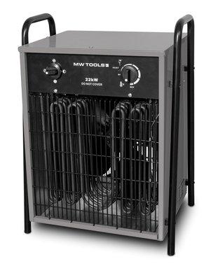 Warmluftgeblase elektrisch 22kw 3x400V