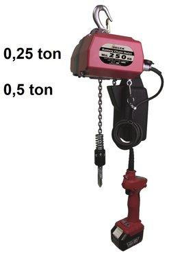 Batterie Kettenzuge