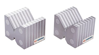 Paar V-Block / Lamellenpaket V-Form