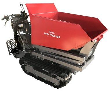 Mini-Dumper mit Scherenhebebuhne 500kg 10HP