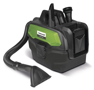 Tragbare Nass- und Trockensauger-Batterie