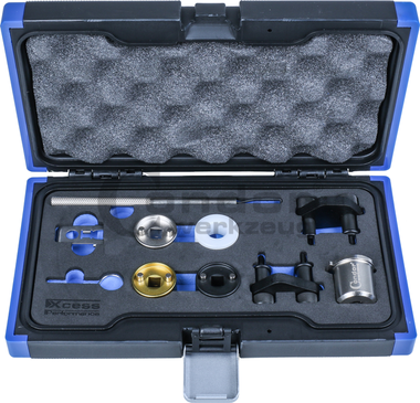 Motoreinstell-Werkzeug-Satz, VAG 1.8 + 2.0 L TFSI / TSI