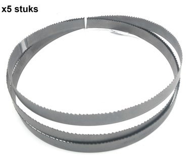 Bandsägeblätter Matrix Bimetall - 13x0,90-1735mm, Tpi 10-14 x5 stuks