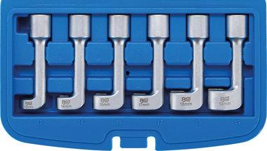 Spezial-Steckschlussel-Satz Antrieb Innenvierkant 12,5 mm (1/2) SW 12 - 19 mm