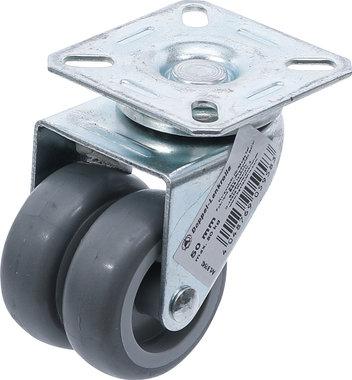 Doppel-Lenkrolle Ø 50 mm