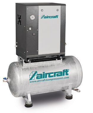 Schraubenkompressor 4kw 10bar 200 Liter 485l/min