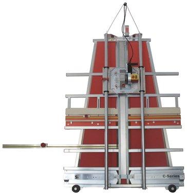 C4 - vertikale Plattensage