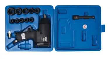 Druckluft-Schlagschrauber-Satz 12,5 mm (1/2) 366 Nm 16-tlg