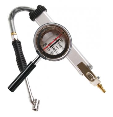 Druckluft-Reifenfüller 0 - 11 bar
