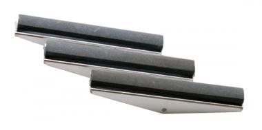 Ersatzbacken für Honwerkzeug Art. 1157 Backen 75 mm K 280 3-tlg