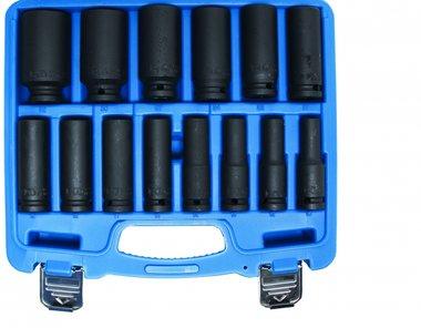 14-teiliges 1/2 Schlagsockel-Set, 10-32 mm
