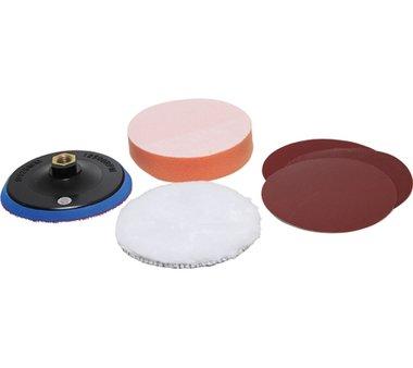 125 mm Schleif- und Polierset