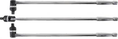 Gelenkgriff mit Umschaltknarre Abtrieb Außenvierkant 12,5 mm (1/2) 620 mm