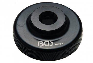Achsmuttersockel für Ducati, 55/28 mm
