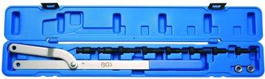 Gegenhalte-Werkzeug mit austauschbaren Stiften