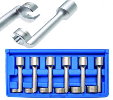 Spezial-Steckschlüssel-Set 12-19 mm