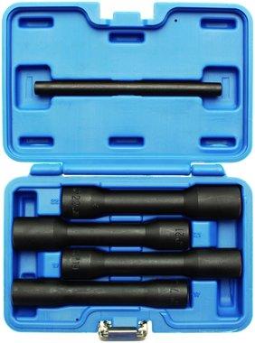 Spezial-Steckschlüssel-Einsätze, 12,5 (1/2), 150 mm lang, 5-tlg.