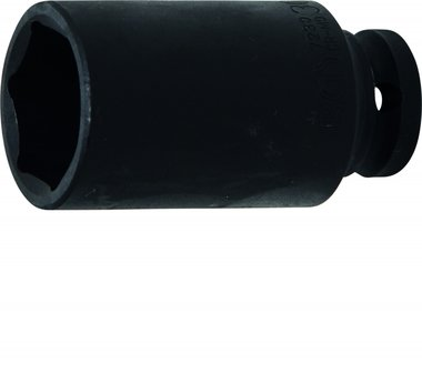 Kraft-Einsatz, tief, 12,5 (1/2), 30 mm