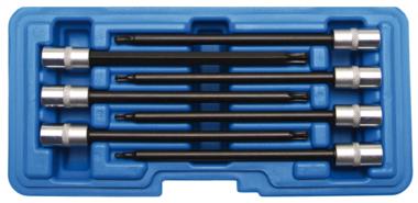 TX-Kugelkopf-Bit-Einsatz-Sortiment, 6,3 (1/4), 7-tlg.