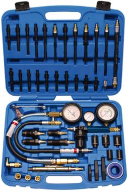 Kompressions- und Druckverlust-Test-Satz für Benzin- und Dieselmotoren