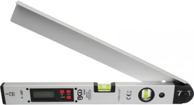 Digitaler LCD-Winkelmesser mit Wasserwaage 450 mm