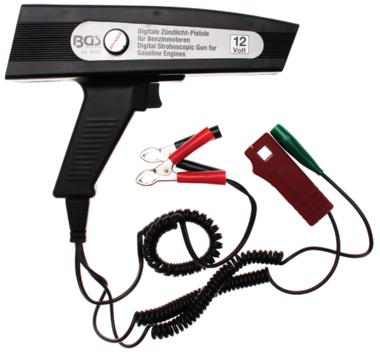 Digitale Zündlicht-Pistole für Benzinmotoren