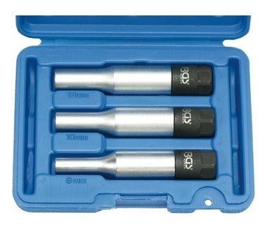 Gluhkerzen-Einsatze mit Drehmomentbegrenzung SW 8 / 10 / 12 mm
