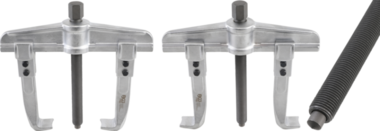 Parallel-Abzieher, Feingewinde, 2-armig 100 - 250 mm
