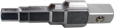 Stufenschlüssel Antrieb Außenvierkant 12,5 mm (1/2) 5-stufig