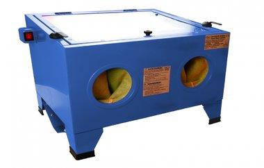 Air Sandblasting Cabinet, verlicht