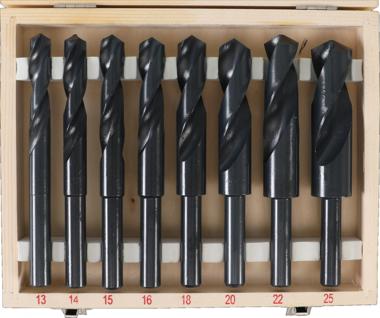 HSS-Bohrer-Satz | 13 - 25 mm | 8-tlg.