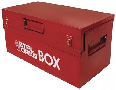 Metall-Yard-Box 195L