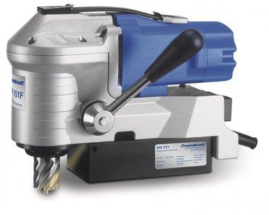 Horizontal magnetische Bohrmaschine 285x101x200mm