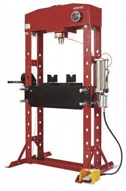 Hydraulische Presse hydropneumatischer 50t