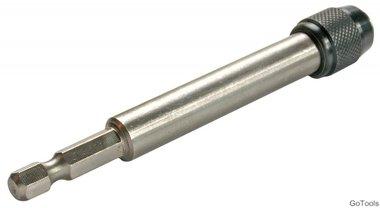 1/4 automatisch bit holder, 100 mm