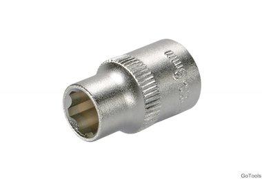 Steckschlüssel-Einsatz, 10 (3/8), Super Lock, 9 mm
