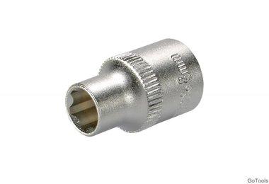 Steckschlüssel-Einsatz, 10 (3/8), Super Lock, 8 mm