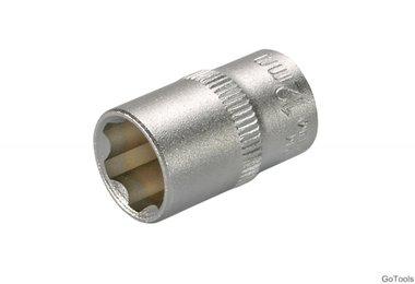 Steckschlüssel-Einsatz, 10 (3/8), Super Lock, 12 mm